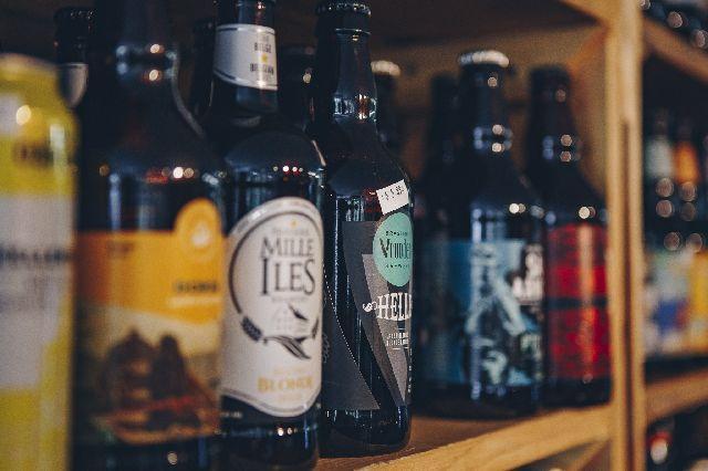 Image: Bières bande