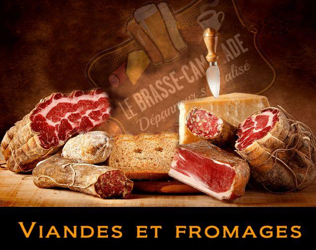 Image: Viandes et Fromages