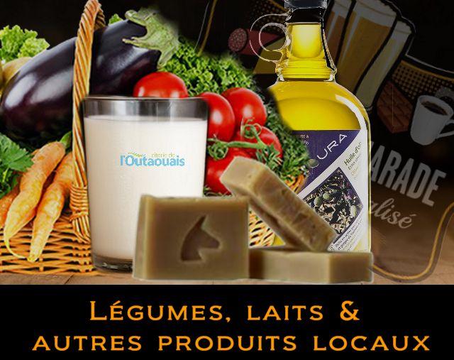 Image: Legumes lait et autres
