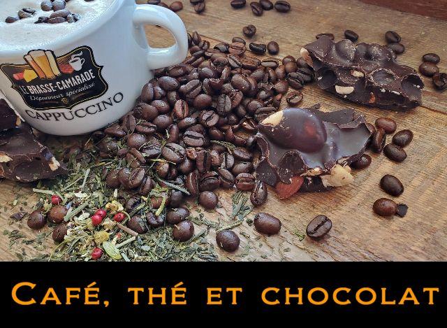 Image: Café thé chocolat