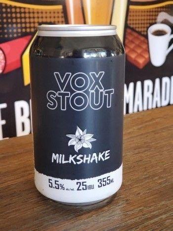 Image: Octobre Milkshake Stout