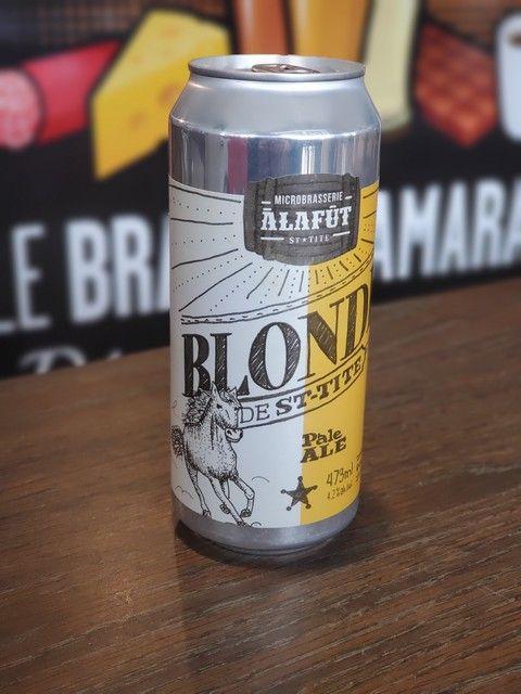Image: Janvier Blonde de St-Tite