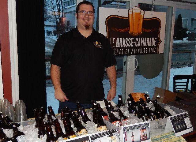 Image: Dégustation de bières